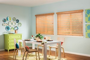 2 Inch Value Wood Blinds
