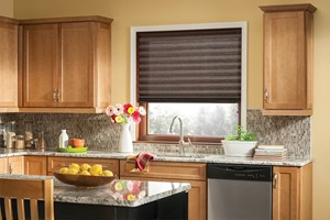 2 Inch Pleated Shades