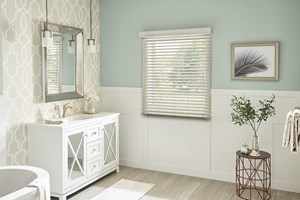 Custom Faux Wood Blinds Bali Blinds And Shades